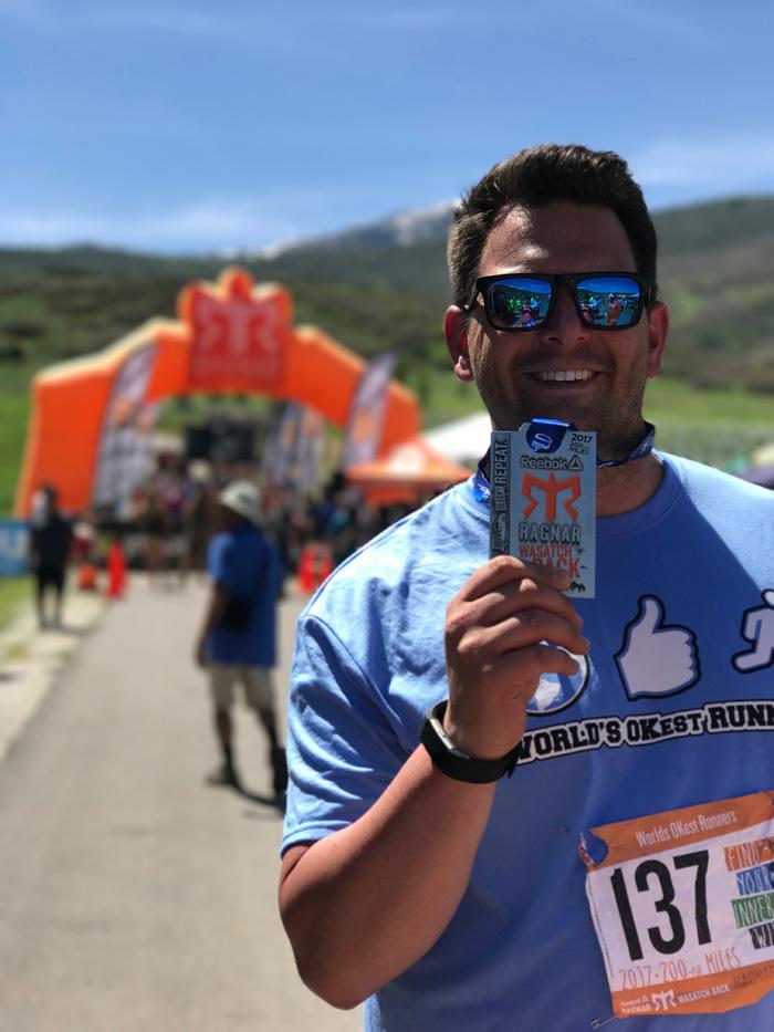 Marathon Training Week 36 | Loved Bragnar by The Modern Dad