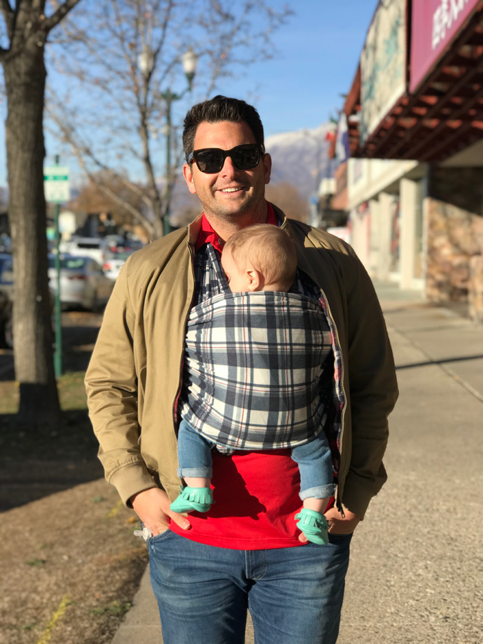 12daysofgivaways My Love For Solly Wraps Swaddles The Modern Dad