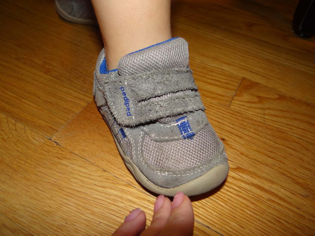 Pediped Kids Shoes Review and Giveaway (0-24 months/boy or ...
