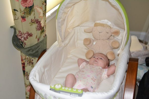Summer Infant Bentwood Bassinet With Motion Great Baby Products - Mommyhood Chronicles