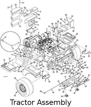 Grasshopper 623t Mower Parts Diagrams 2018The Mower Shop, Inc.
