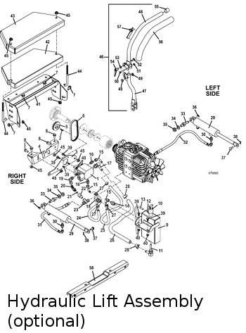 Model 725DT6 2016 Grasshopper Mower Parts Diagrams-