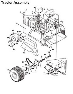 John Deere 265 Deck Belt Diagram, John, Free Engine Image
