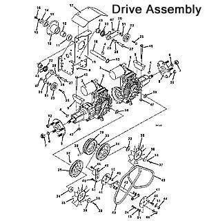 718K 720K Grasshopper Front Mount Tractors/Mowers 1992