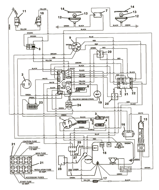 721d grasshopper lawn mower wiring diagram auto electrical wiring 2006 F350 Wiring Diagram related with 721d grasshopper lawn mower wiring diagram