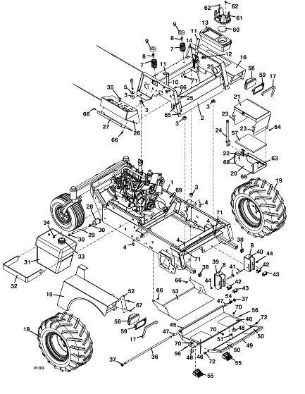 The Mower Shop, Inc.- Grasshopper Lawn Mower Parts Diagrams