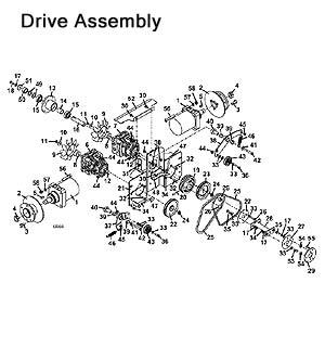 Model 722D2 Grasshopper Lawn Mower Parts Diagrams- The
