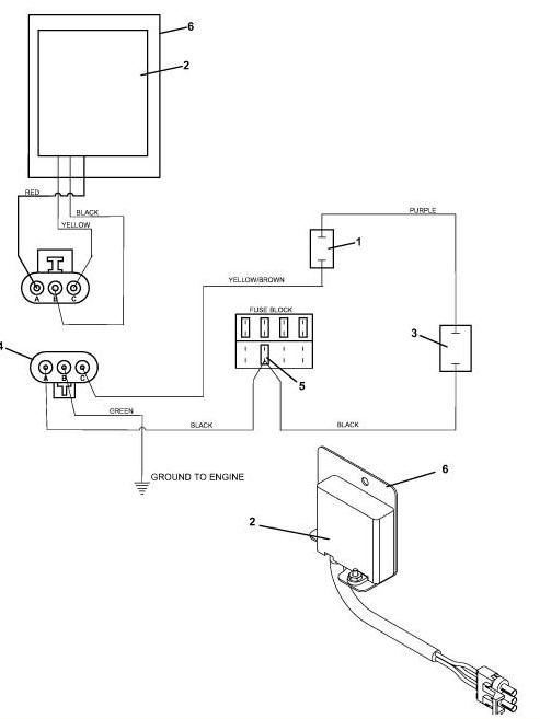 yanmar fuel shut off solenoid wiring diagram