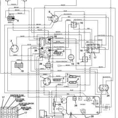 Kubota Alternator Wiring Diagram 1976 Porsche 911 722d2 Grasshopper Mower - & Parts List