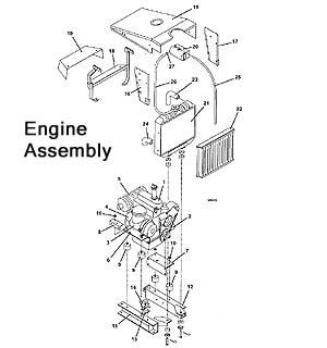 Kohler Block Heater Engine Hot Start Coolant Heater Wiring