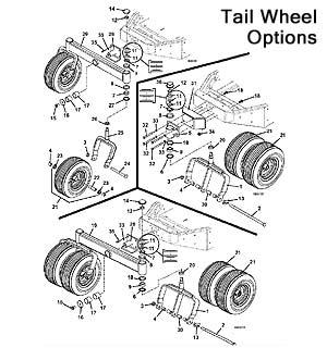 Model 725DT6 2009 Grasshopper Mower Parts Diagrams- The