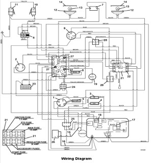 725G2 2005 Grasshopper Lawn Mower Parts Diagrams- The