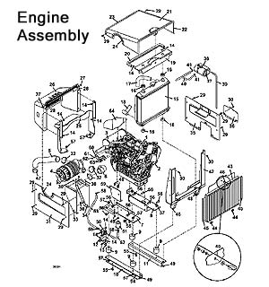 729G2 2005 Grasshopper Lawn Mower Parts Diagrams- The