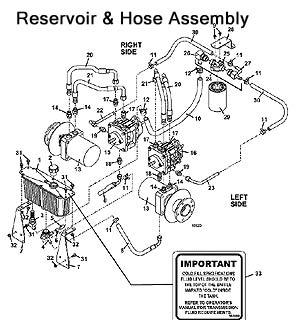 729G2 2006 Grasshopper Lawn Mower Parts Diagrams- The