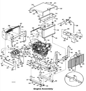 Kubota 03 Series Engine 6.6 Duramax Engine Wiring Diagram