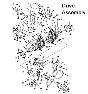 1997 Model 928D Grasshopper Mower Parts Diagrams- The