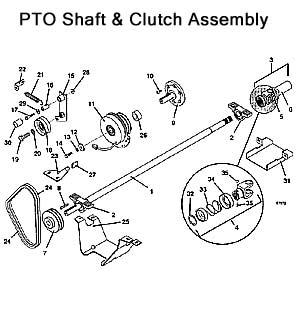 John Deere Mower Pto Clutch Wiring Diagram Riding Lawn