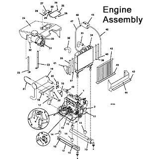 Pin Kubota V1902 Diesel Engine New Holland L553 L555