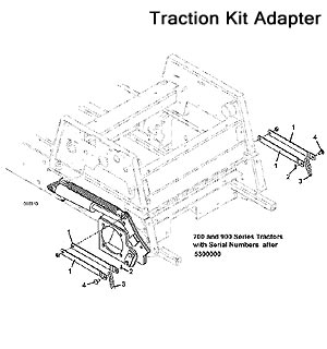 3472 2012 Grasshopper Front Mount Mower Decks- Grasshopper