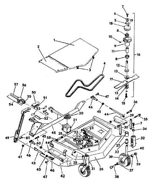 Kubota Tg1860 Wiring Diagram