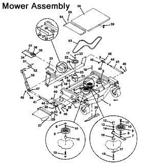 Riding Lawn Mower Carburetor Diagram, Riding, Free Engine