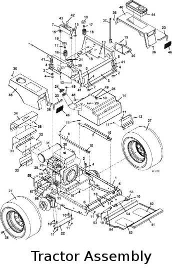 Kohler Command Pro 27 Wiring Diagram 25 HP Kohler Engine