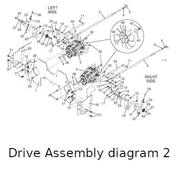 Grasshopper 223 / 227 Mower Parts Diagrams 2010-5The Mower
