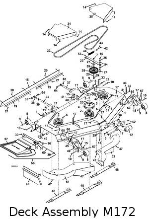 2007 322D Grasshopper Lawn Mower Parts DiagramsThe Mower
