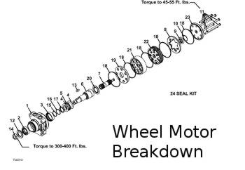 325D 2013 Mid-Mount Mower Parts Diagrams- The Mower Shop, Inc.