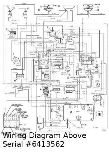 325D 2014 Mid-Mount Mower Parts Diagrams- The Mower Shop, Inc.