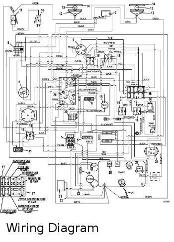 325D 2015 Mid-Mount Mower Parts Diagrams- The Mower Shop, Inc.
