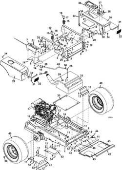 Engine Block Heater For Kubota Tractor, Engine, Free