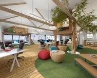 Creative workspace design | The Neighbourhood