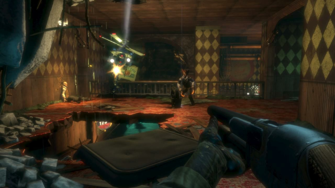 BioShock Review The Next Level