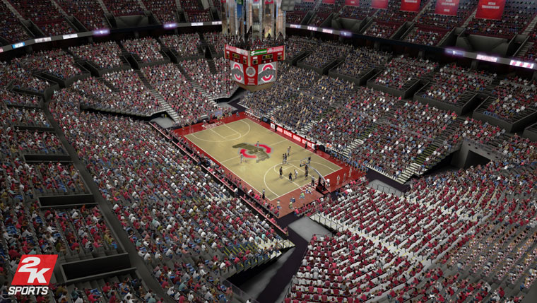 College Hoops 2K8 Review The Next Level
