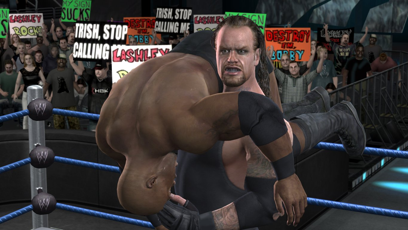 WWE SmackDown vs Raw 2008 Review  The Next Level