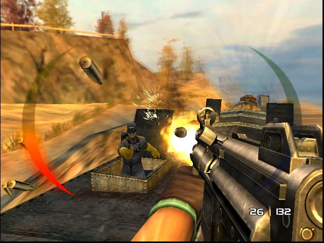TimeSplitters 3 Future Perfect Review  The Next Level