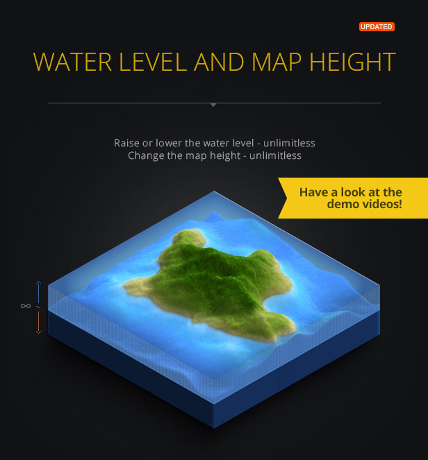 3D Map Generator - Terrain from Heightmap - 11