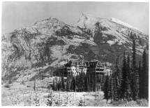 Banff Springs Hotel History
