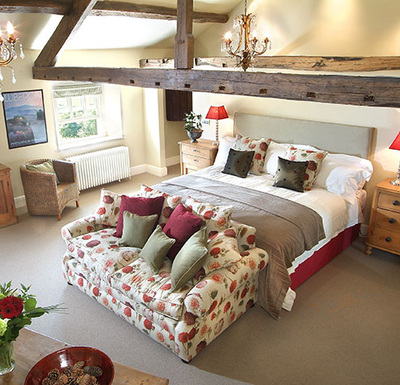 The Punchbowl at Crosthwaite  Luxury Rooms