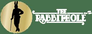 The Rabbithole Bar - Logo blackgoldwhite - 400