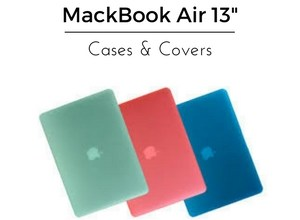 macbook air cases and covers