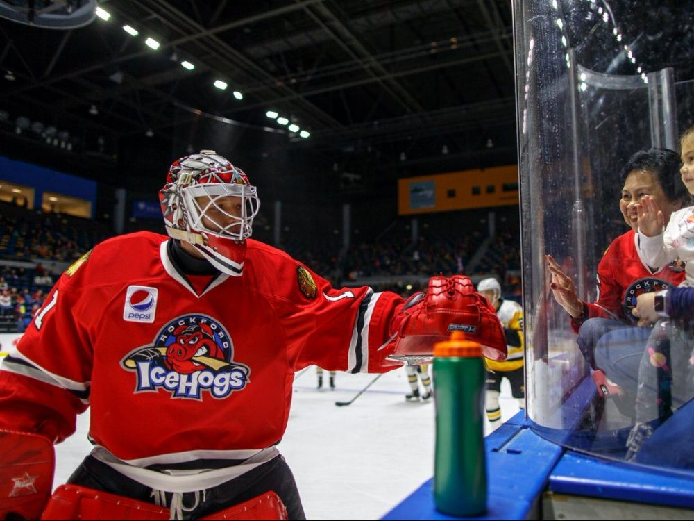 AHL: Rockford Splits Weekend Action, Delia Stakes Claim As Starter