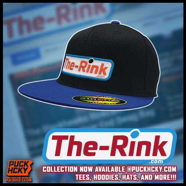 The Rink 5 Official Rinkrat Apparel from PUCKHCKY