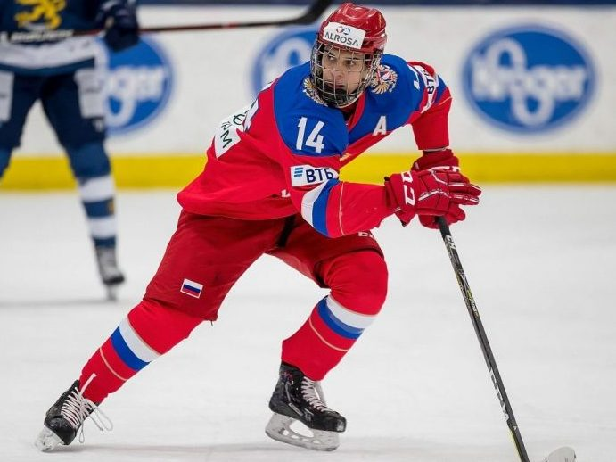 The Rink - Draft Prospect Profile: Grigori Denisenko
