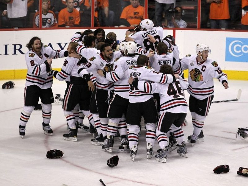 The Rink gettyimages-101934801-e1537902554347 It Just Feels Different With These Blackhawks Rockford IceHogs Chicago Blackhawks