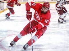 The Rink beau-e1536326931609 Blackhawks' Prospect Beau Starrett Faces Pivotal Senior Year at Cornell NCAA Cornell University College Hockey Chicago Blackhawks Beau Starrett