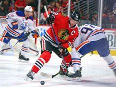 The Rink B-vs-O Preview/Game Thread: Blackhawks vs Oilers Patrick Kane Oilers Connor McDavid Chicago Blackhawks