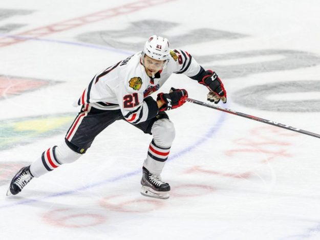 Rockford IceHogs Jacob Nilsson