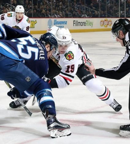 f7b8f0d96 RECAP: Blackhawks Comeback Falls Short in Winnipeg | The Rink